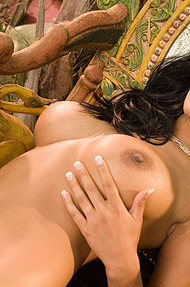 Carmen Reyes beauty big tits - 12